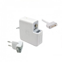 Cargador Apple MagSafe 2 16,5V 3,65A 60W MacBook  Power Adapter A1435