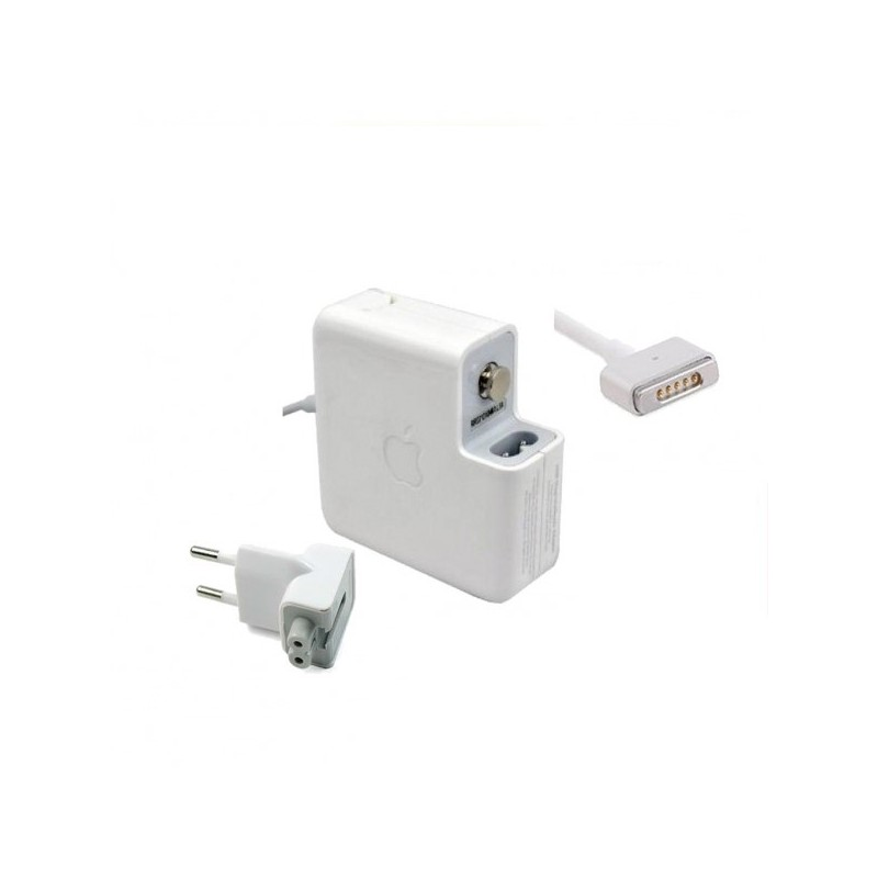 481e33dcc55 Cargador Apple MagSafe 2 16,5V 3,65A 60W MacBook Power Adapter A1435 ...