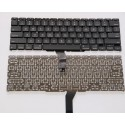Teclado US Apple MacBook Air A1370 A1465 2011 2012 MC968 MC969 MD223 224