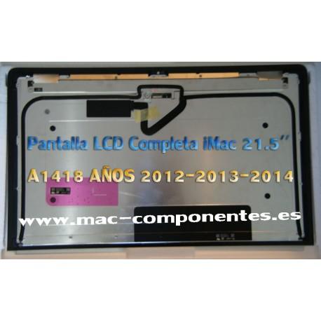 Pantalla LCD Completa iMac 21.5'' A1418 año 2012