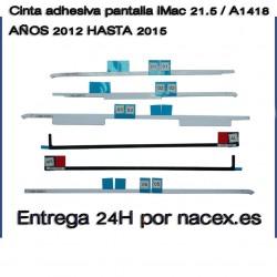 Cinta adhesiva pantalla 21.5 / A1418 iMac16,2 Retina 4K Late 2015 MK542LL/A