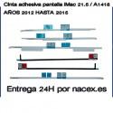 "Tira Adhesiva para iMac 21.5"" A1418 Años 2012, 2013, 2014, 2015"