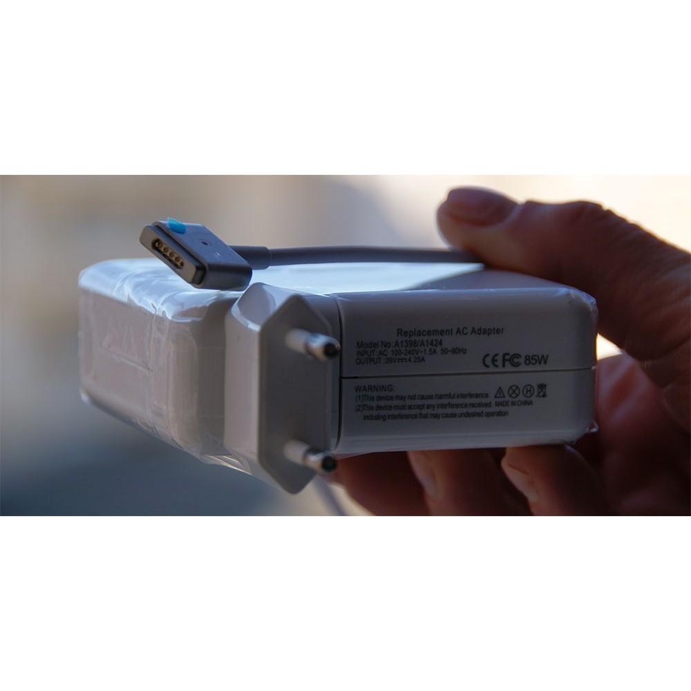 Cargador Adaptador MagSafe 2 de 85 W