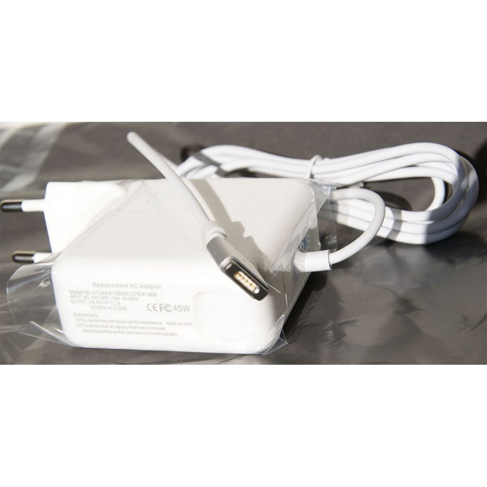 Adaptador apple Apple MagSafe 2 45W cargador MacBook Air  2012