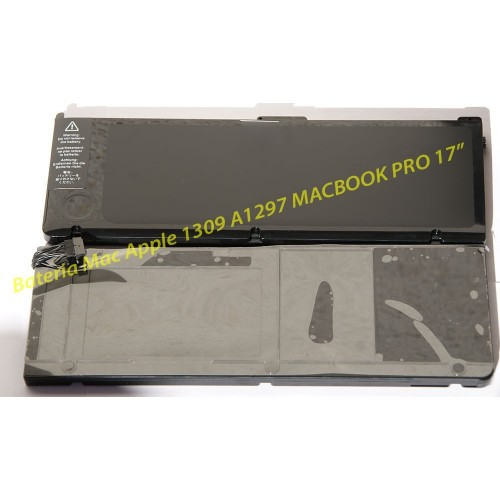 Bateria para Apple A1309 A1297 Macbook Pro 17""