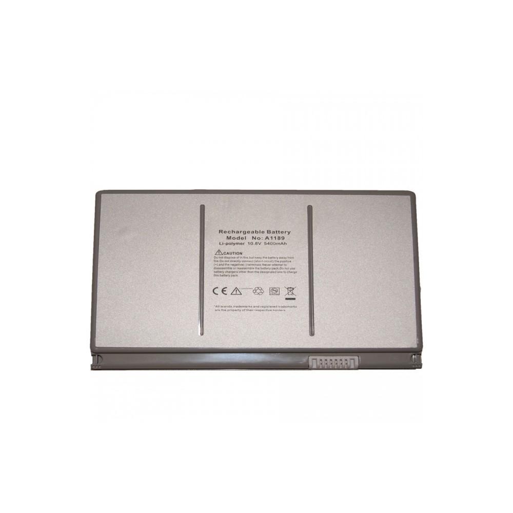 "Batería para Apple MacBook Pro 17"" A1189 A1151 MA092 5400mAh"