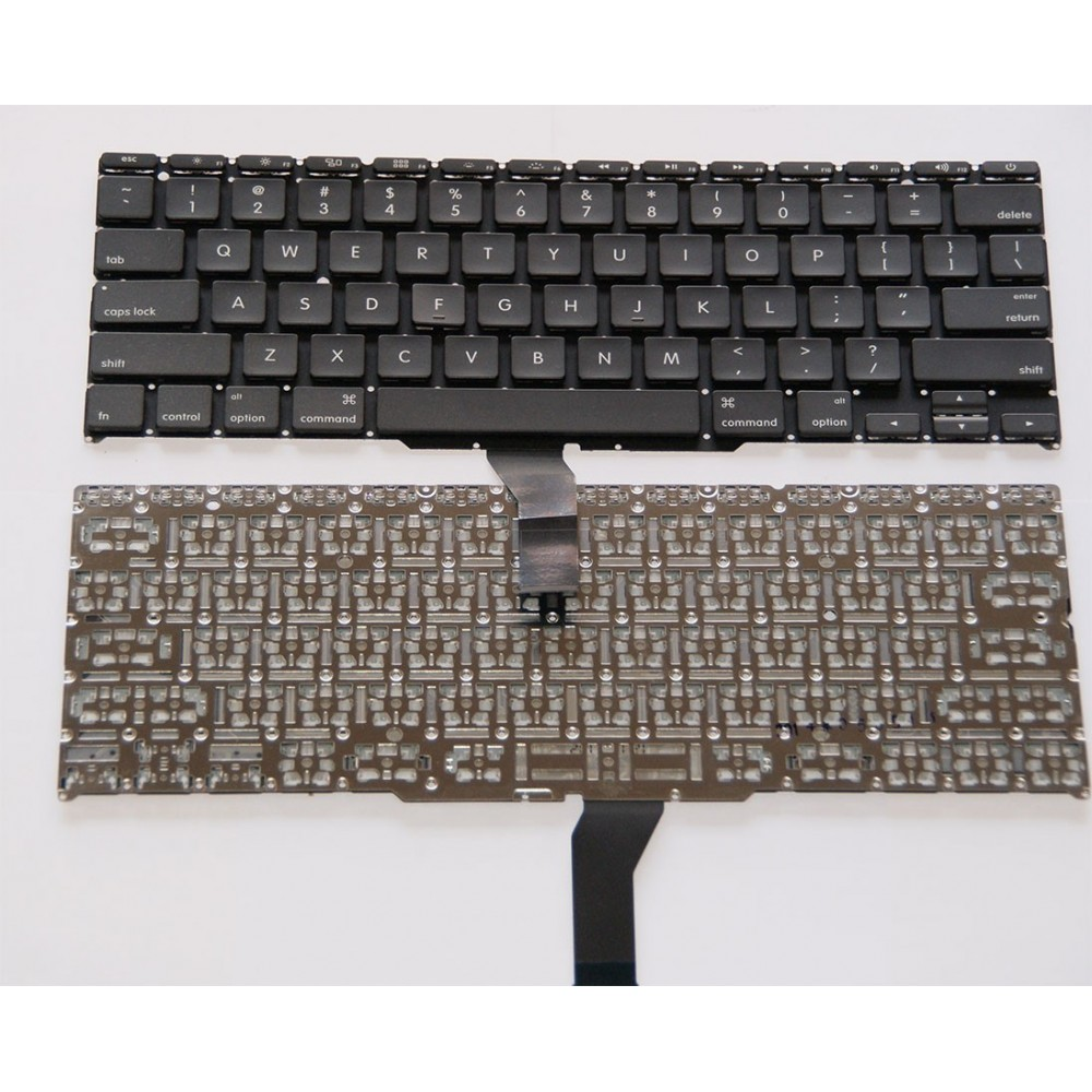 Teclado US Apple MacBook Air A1370 A1465 2011 2012 MC968 MC969 MD223 224