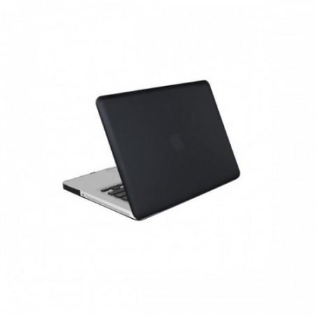 "Funda Carcasa Para MacBook Pro 13"" 13 Pulgada negra Translucida"