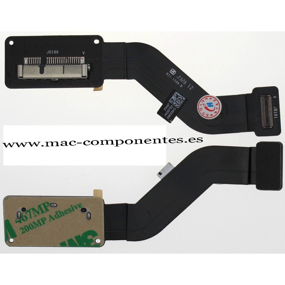 "Cable Flex SSD / HDD para MacBook Pro Retina 13"" A1425 España"