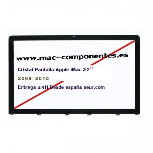Cristal Pantalla Apple iMac 27'' ORIGINAL