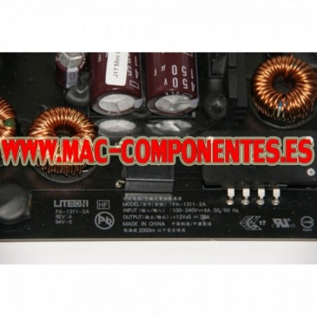 Power supply Modelo: PA-1311-2A Power: 300W Apple iMac 27''