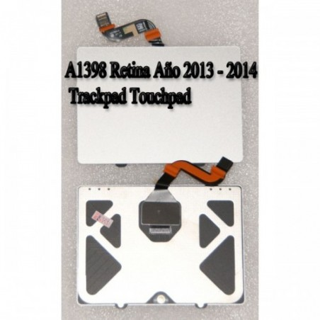 "Trackpad Touchpad A1398 2013 2014 15"" Apple Macbook Pro A1398 Retina"