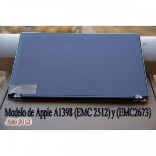 Pantalla completa NUEVA ORIGINAL MacBook Pro 15.4 Retina 2012 A1398