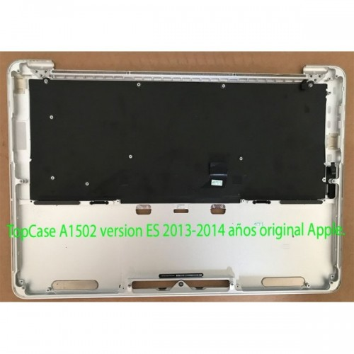 TopCase MacBook Pro A1502 ESPAÑOL 2013 2014 Original Apple