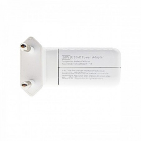 Cargador Original Apple MacBook Pro MPDL2D/A-USB-C Adaptador 61W