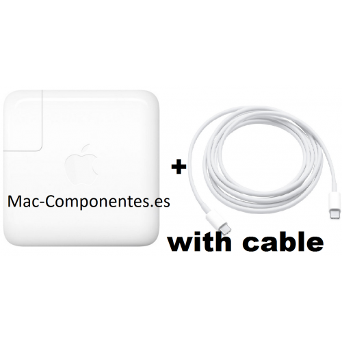 Genuine Adaptador de corriente USB-C de 87W Apple MNF82Z/A