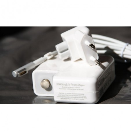Adaptador MacBook 60W A1184 / A1278 / MA538LL/A / MA538LL/B / 661-4269 / 661-4485 / 661-3957